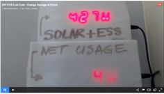 My E-Life Now !: My Energy Storage System - DIY ESS - has been running with Solar for 3 Years now and saved me 800 EUR
