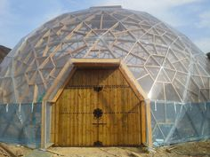 Geodesic Dome - Greenhouse