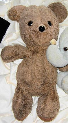 I'm looking for a 1981 GUND brown bear that says on the tag. Brown Bear, To My Daughter, Plush, Teddy Bear, Toys, Searching, Bears, Memories, Google Search