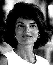 """I am a woman above everything else  -Jacqueline ""Jackie O"" Kennedy Onassis"