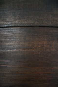Adding a coat of Jacobean Minwax stain over the Dark Walnut left this beautiful, rich color
