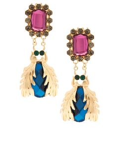 Love these statement earrings and So affordable