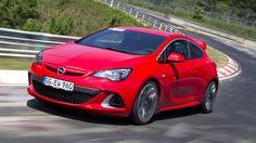 Vauxhall/Opel Astra VXR