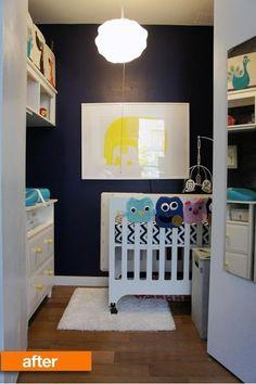 Babyzimmer Einrichten 25 Kreative Ideen Für Kleine Räume | Badezimmer  Kreativ Gestalten | Pinterest | Babies, Baby Zimmer And Kids Rooms
