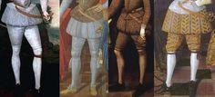 Les années 1590 Elizabethan Clothing, 16th Century Fashion, Renaissance Fashion, Costumes, Costume Ideas, Fashion History, Tudor, Mens Fashion, 3c