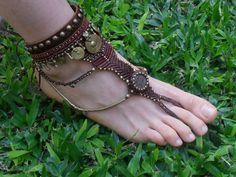 Foot jewel from Tribal Essence