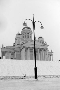 The dome of Helsinki