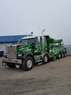W.STAR TOW -Tessier (Canada - Канада)