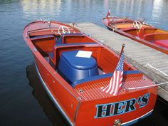 Classic Wooden Boats