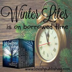 This set will be GONE before the snow melts, so snag your copy today!! . WINTER LITES: A Collection of Seasoned Tales, Presented by Lavish Publishing (8 reads) . Featuring my BRAND NEW paranormal thriller, The Binding, you can pick up your set of 8 reads for only 99 cents… or free on KU!! http://myBook.to/WinterLitesAntho