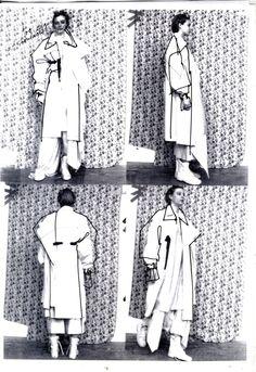 Central Saint Martins MA Fashion graduate Siiri Raasakka on refashioning the female body
