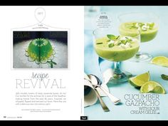 Chatelaine June 2013 Recipe Revival