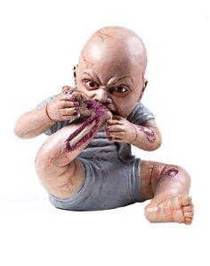 Snack Time Zombie Baby Prop - Spirit Exclusive. $34.99