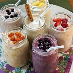 Eat your heart out- 6 new Shakeology recipes. recipes