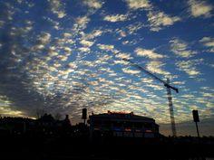 Nubes, #blue #cloud