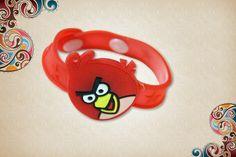 Angry Birds Kids Rakhi with Lights