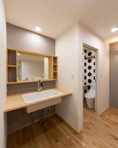 . . --------------------------------- more picture @mirai_39_house --------------------------------- . pic 造作洗面台 隣のトイレにはサッカーボールの壁紙が . . . #家づくりはじめたくなったら #世界にたったひとつ私たちだけのお家 . --------------------------------- 資料請求 資金計画土地探し勉強会予約 OPENHOUSEへの参加 イベントのご案内 その他家づくりのご相談 @mirai_39_shiryo もしくはメッセージより --------------------------------- 公式LINE登録用ページ @mirai_39_line --------------------------------- studio HOUSE @studio_house39 ---------------------------------- 施行中のお家アカウント @ Bathroom Lighting, Bathtub, Mirror, Furniture, Instagram, Home Decor, Bathroom Light Fittings, Standing Bath, Bathroom Vanity Lighting