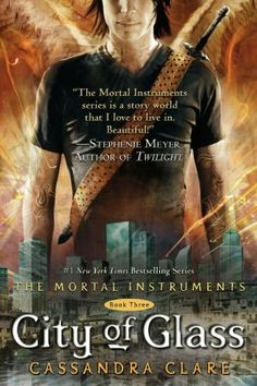 Shadowhunters - The Mortal Instruments - Cassandra Clare - City of Glass (book three) Ya Books, I Love Books, Great Books, Books To Read, Amazing Books, Film Books, Clary And Simon, Clary Et Jace, Clary Fray