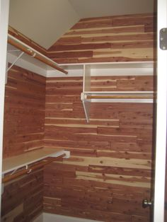 Luxury How to Build A Cedar Closet In Basement