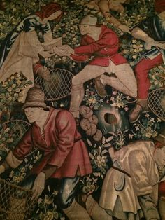 famous tapestries of the world images