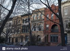 Brownstone Type Homes And Apartments In Park Slope, Brooklyn, Nyc Stock Photo, Royalty Free Image: 52545202 - Alamy