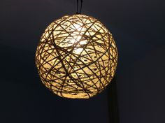 Lampada Origami Di Edward Chew : These stunning lamps designed by edward chew are made from recycled