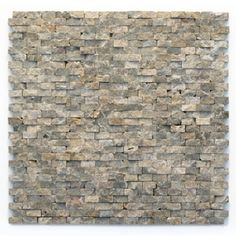 Solistone Modern Fauve 12 in. x 12 in. x mm Marble Natural Stone Mesh-Mounted Mosaic Wall Tile sq. / - The Home Depot Marble Wall, Stone Mosaic Wall, Stone Mosaic Backsplash, Marble Wall Tiles, Marble Mosaic, Mosaic, Natural Stones, Fireplace Wall, Natural Stone Tile