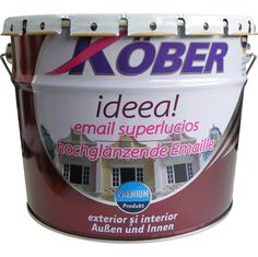 Email Ideea verde luminos l Interior Exterior, Coffee Cans, Projects To Try, Container, Canning, Drinks, Metal, Green, Sparkle