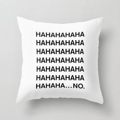 Another cute pillow to have.