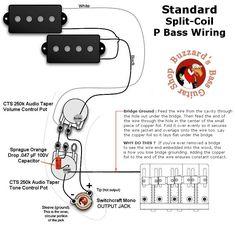 p bass wiring diagram diy in 2019 bass, fender precision bass Yamaha Bass Guitar Wiring Diagram guitar diy, guitar chords, electric cello, guitar pickups, bass amps, cigar