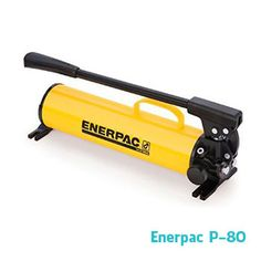 Because human energy powers a hydraulic hand pump, they are a great choice when electricity isn't available. Enerpac Hydraulic Hand Pump include characteristics like: Port Size: NPT, Reservoir Capacity: 134 cu. Hydraulic Cylinder, Hydraulic Pump, Equipment Trailers For Sale, Relief Valve, Outdoor Power Equipment, How To Apply, Pumps, Steel, Acting