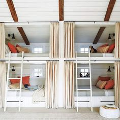 Who wants top bunk? | Photo by @MiguelFloresVianna, design by Mary Lynn Turner