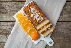 Orange cake | Lucy Bee Coconut Oil