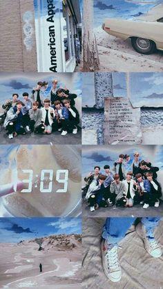 Lock Screen Wallpaper Wanna One 21 Ideas For 2019 Wallpaper Wa, Star Wars Wallpaper, Pink Wallpaper Iphone, Unique Wallpaper, Pink Iphone, Photo Wallpaper, Lock Screen Wallpaper, Brick Wallpaper, Wallpaper Aesthetic