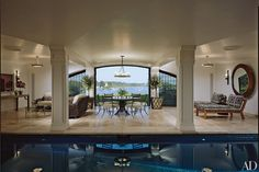 indoor house pools - Google Search
