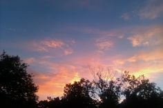 SunriseSept6,2012 by ravenwoman3, via Flickr A Moment in Time!