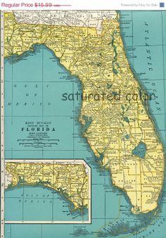 Canvas West Palm Beach Map