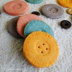 BakeBakeBake - A Baking Adventure for All! - Shortbread Buttons