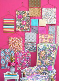 Cabanna Blooms by Melissa Ybarra / Iza Pearl for Windham http://www.izapearl.com/index.html www.windhamfabrics.net/cgi-bin/fabricshop/gallery.cgi?Category=555 #fabrics #patterns