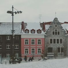 While in Tallinn   hey darina