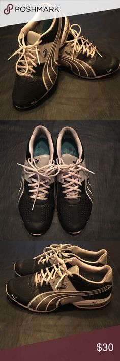 Men's Puma Shoes Men's Puma Shoes, gently worn, still a lot of life left in them. Puma Shoes Athletic Shoes