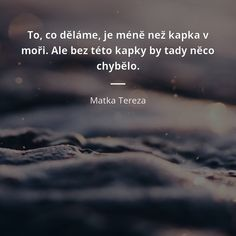 Matka Tereza, Petra, Humor, Motivation, Tattoos, Words, Quotes, Quotations, Tatuajes