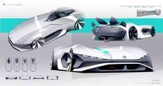 Projeto vencedor do Talento Design Volkswagen 2016.Tema: Blue RacingResumo do projeto:Em 2035 o mundo sofrerá com o aumento da população e a poluição estará chegando a níveis catastróficos. O Earth Prize é criado! Uma competição para o planeta. 12 das…