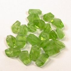Metaphysical Properties for Peridot: Peridot has be used as a Power Stone for centuries. Peridot fosters emotional balance, and helps us heal from past emotional wounds. It clears the path way to the heart and heals damaged egos.Peridot is particularly good for healing the healers. A Visionary stone, it brings understanding of destiny and purpose. Releases negative vibrations, and promotes clarity and well being.