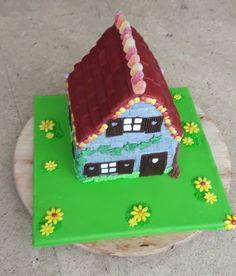 Snoephuisje voor Frits Cake, Desserts, Food, Tailgate Desserts, Deserts, Food Cakes, Eten, Cakes, Postres