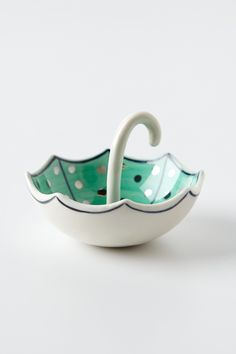 umbrella ring dish