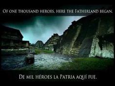 ▶ Himno Nacional de México / Mexico National Anthem (Letra Español / English Lyrics) - YouTube, cool military clips
