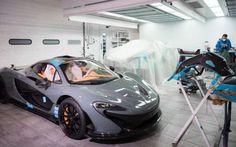 Inside McLaren Special Operations