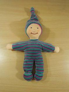 Oma Tana: Schlamperle-Puppe nähen - Ausführliche Anleitung