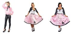 50s costumes  https://www.oyacostumes.ca/50s-costumes-and-grease-costume